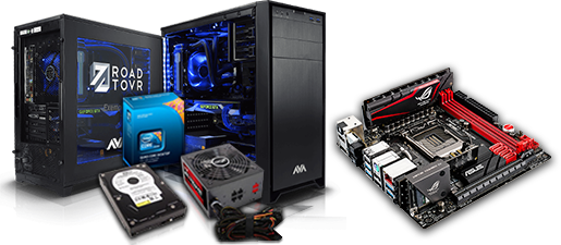 MODXPC Repairs - Custom PC Builds